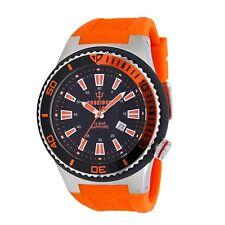 POSEIDON Armbanduhr XL, Analog, Quarz, Silikon, 15Bar, UP00610