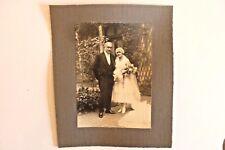 Photo année 1930 mariage  N/B Mariage Département La Guerche 18  222/07