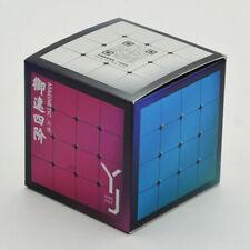 New YJ Yusu 2M 4x4x4 Magnetic Stickerless Magic Cube 4*4*4 Puzzle Yusu V2 M Toys