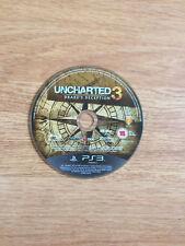 Uncharted 3: Drake's Deception pour PS3 * Disque Seulement *