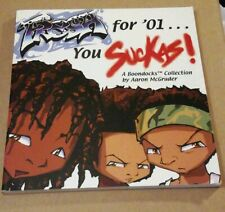 Fresh For '01... You Suckas: A Boondocks Collection [Paperback] Aaron McGruder