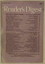 March 1948 Reader's Digest!!!