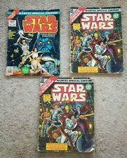 Star Wars Assorted Books Giant Sized Comic Books