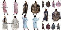 Women Cotton Kimono Blouse Coat Boho Mandala Cardigan Jacket Beach Cover Up Top