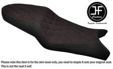 BLACK /& WHITE CUSTOM FITS YAMAHA XJ6 600 F DIVERSION XJ6N 09-13 DUAL SEAT COVER