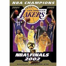 NBA CHAMPIONS 2002: LAKERS-NBA CHAMPIONS 2002: LAKER (Importación USA) DVD NUEVO