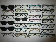 Lot of 27 Coach Eyeglasses Retro WOMEN NAMES Nurse Office Hollywood College SEXY