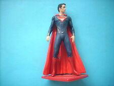 SUPERMAN ACTION FIGURE ALTEZZA 11 CM CIRCA MATERIALE PVC NUOVO