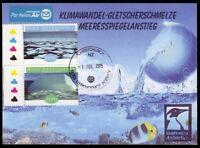Antarctica • New Zealand • 2015 • Postcard • Climate Change / Scott Base