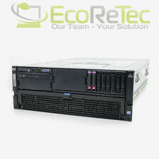 HP ProLiant DL580 G5 2xXeon Quad-Core 4x2,13 GHz 16GB DDR2 2x300 GB SAS