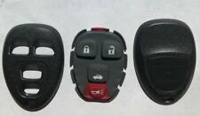 GM Remote Key Keyless Fob Case Rubber Button Pad Shell Fix Repair Brand New