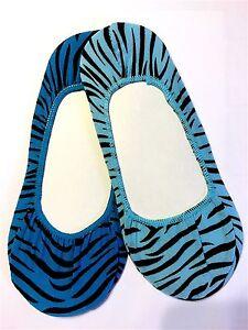 2-Pack Füßlinge Ballerina Socken, 2 Farben Tiermuster, Damen Socken Sneaker.