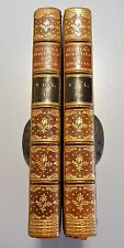 HISTORY of the WORTHIES OF ENGLAND 1811 Fine Full Leather Bindings