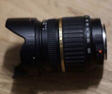 Tamron AF 18-200mm F/3.5-6.3 LD Di-II XR Aspherical IF AF Objektiv für Nikon AF