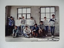 EXO EXO-K EXO-M Group Season's Greetings 2015 Official Photocard (Global ver.)