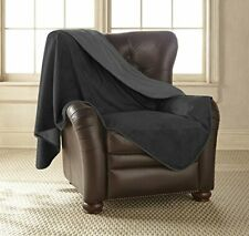 100% Waterproof Silky Soft Throw for Dogs, Cats, and People - Made in The Usa
