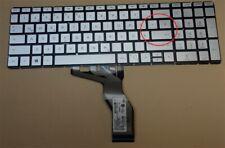 FOR HP 15-p111nr 15-p112nr 15-p113nr 15-p114dx 15-p125nr Keyboard US NO frame BK