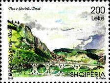 Albania Stamps 2018. CEPT Europa/Europe: Bridges. Set MNH