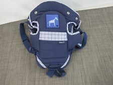 Graco Blue 3 in 1 Soft Infant Baby Carrier Horse Patch 5077ANM / M2