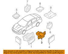 NISSAN OEM Stereo System Audio Radio CD/DVD-Auxiliary Input Jack 280237S000