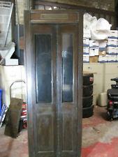 Antique 1920's Mahagony Phone Booth
