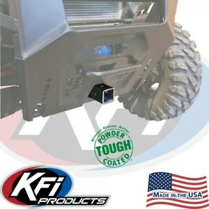 "KFI Front 2"" Receiver Hitch for 2018-2021 Polaris Ranger 1000 XP / Northstar"