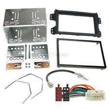OPEL AGILA B 08-14 2-Din Car Radio Installation Set Adapter Cable FACEPLATE
