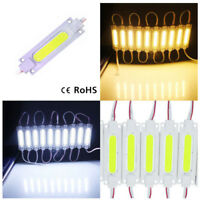 DC 12V Superbright COB LED Module Light Lamp Injection ABS IP67 Waterproof