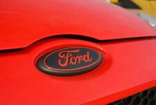 Ford Focus Mk2 XR5 Badge Overlays (Stickers)