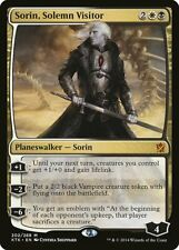 Sorin, Solemn Visitor Khans of Tarkir NM Mythic Rare MAGIC MTG CARD ABUGames