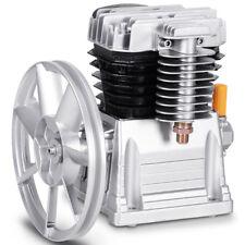 Aluminum 3HP Air Compressor Head Pump Motor 145PSI 11.5CFM Twin Cylinder