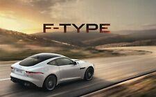 JAGUAR F-TYPE ROADSTER S V8 R Prospekt Brochure plus Preisliste 2013 86