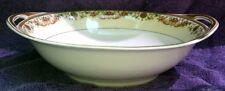 """Haviland ARCADIA 9"""" Round Vegie Vegetable Bowl Cream Rim No Birds Schleiger 923"""