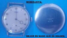 Excelente Reloj ROAMER. VINTAGE 1960/70. 17 JEWELS. Diámetro 35 mm.