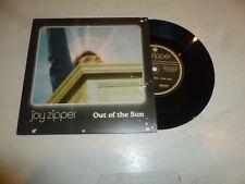 "Joy Zipper-Out of the Sun - 2004 UK 2-track 7"" vinyl single"