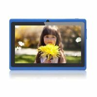 7 pouces Android Google Tablette PC 4.2.2 8 Go 512 Mo DDR3 Quad-Core camera E3G7
