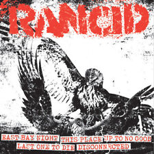 """RANCID - Let The Dominoes Fall #1 - Easy Bay Night - 7"""" LP - SEALED - EP - PUNK"""
