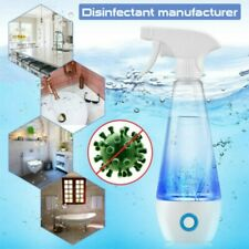 3Pcs Hypochlorite Acid Water Making Machine Disinfectant Generator Spray Usb