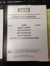 Heavy Equipment Manuals & Books for Case