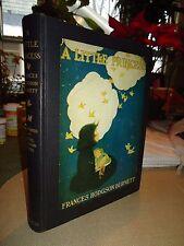 A Little Princess - Frances H. Burnett-Scribner Illus.Classic-9 Color Plts.Betts