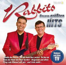 RABBITS - UNSERE GRÖßTEN HITS  CD NEW+