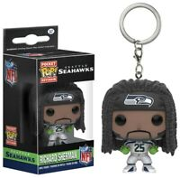 Funko - POP Keychain: NFL - Richard Sherman Vinyl Action Figure New In Box
