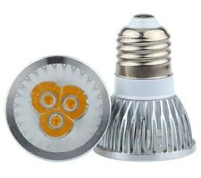 GU10 MR16 E27 Magic LED Spotlight 9W 12W 15W Warm Cool White Light Bulb Lamp