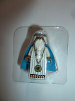 The LEGO Movie Vitruvius minifig figure toy cape character Morgan Freeman NEW!