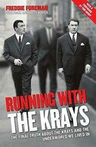 Running with the Krays, Foreman, Freddie, Good Condition Book, ISBN 978178606280