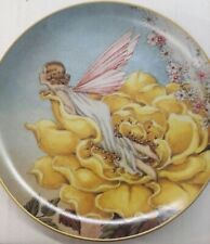 Bradford exchange Fairy Fantasy limited edition collector plate A Fairy's Haven