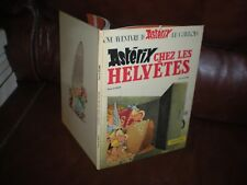 ASTERIX CHEZ LES HELVETES - EDITION ORIGINALE 4e TRIMESTRE 1970
