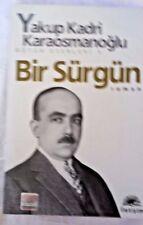 BIR SURGUN free shipping from USA yeni gibi TURKCE