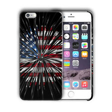 American Flag USA iPhone 4S 5 5S 5c SE 6 6S 7 8 X XS Max XR Plus Case n1