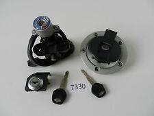 Suzuki GSXR 600 750 K4-K5 2004-2005 Schlosssatz Zündschloss Lockset Keyset Key